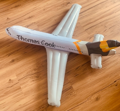 Airbus Aufblasbar TC