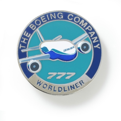 Boeing InFlight Pin vers.