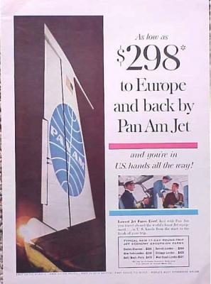 Pan Am 1966 Size M