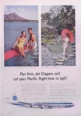 Pan Am 1959 Size M