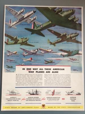 USAF Navy 1942 Size L