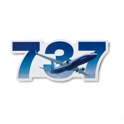 Boeing 737 Sticker XL