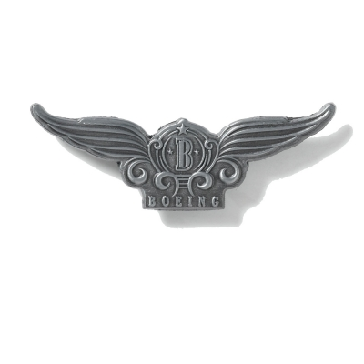 Boeing Retro Style Pin