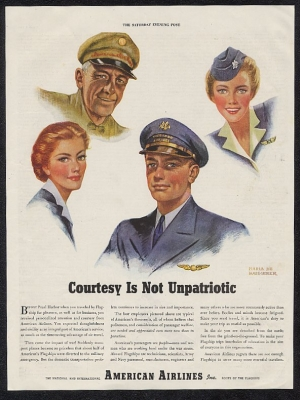 American Airlines 1944