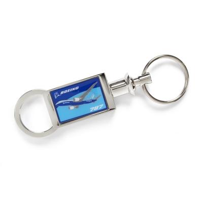 Boeing 787 Schlüsselanhänger
