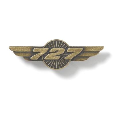 Boeing 727 Wings Pin