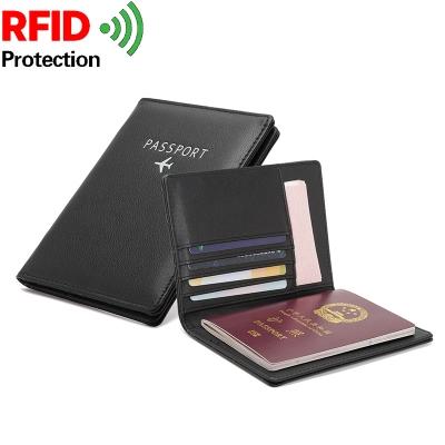 Passport Cover 2 Farben