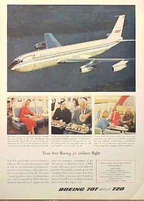 Boeing 707 1958 / 2