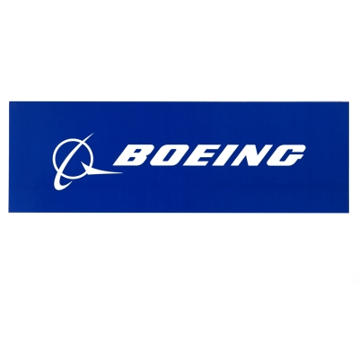 Boeing Signature Sticker
