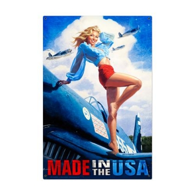 Pin-Up Made in America