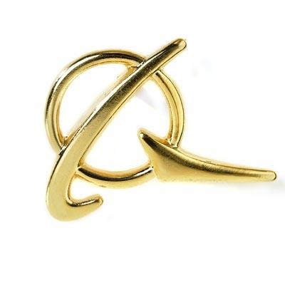 Boeing Logo Pin G