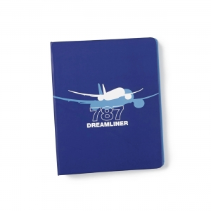787 Shadow Graphic Notebook