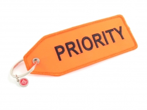 Luggage Tag - Priority