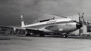 Boeing 707-330  ex LH D-ABUF