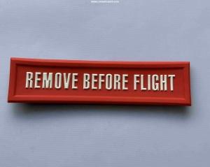Remove Before Flight Magnet