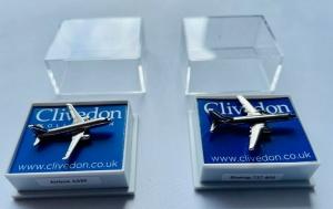 Aircraft Pin in Box