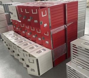 Atlas Unit XL Box / Trolley Color