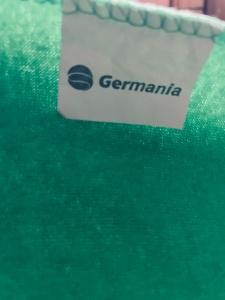 Neue Germania Flugzeugdecken