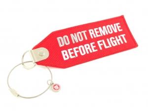 Kofferanhänger - Do Not Remove Before Flight