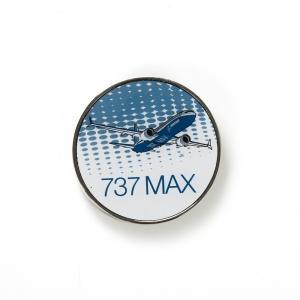 Boeing 737 MAX Pin