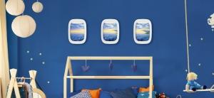 AirFrame Sky Window 3er L