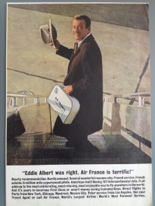 Air France 1961 Size M