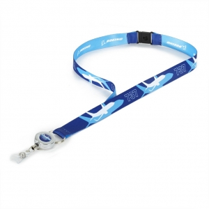Boeing 737 Shadow Lanyard