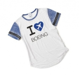 I love Boeing Shirt