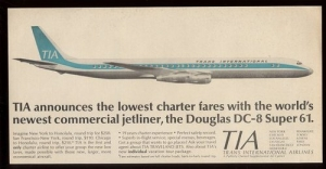 Trans Int. Airlines 1966