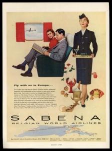 Sabena 1956 Size L