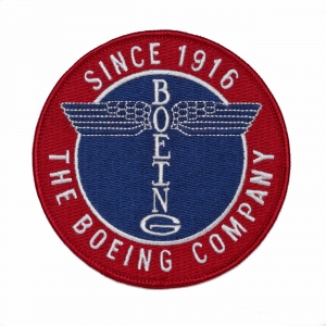 Boeing Totem Patch 1921
