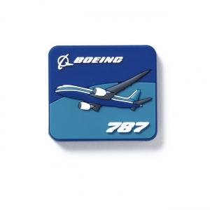 Boeing 787 Magnet 2D