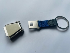 Schlüsselanhänger Seatbelt