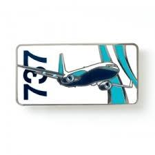 Boeing 737 Pin Ribbon
