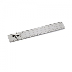 Boeing Metall Ruler