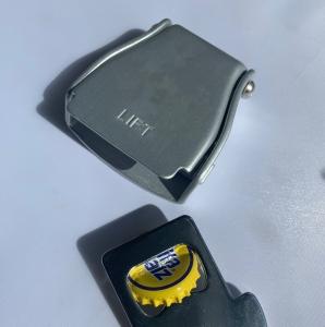 Seatbelt Bottle opener