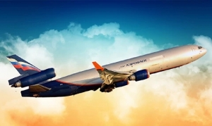 Aeroflot MD-11F - #VP-BDR