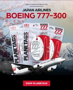 Japan Air Lines Boeing 777-300