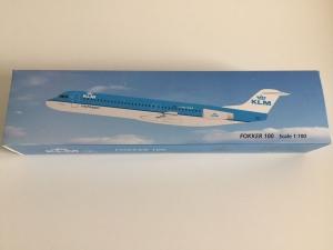 KLM Fokker 100
