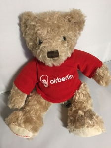 AirBerlin Teddy Pilot