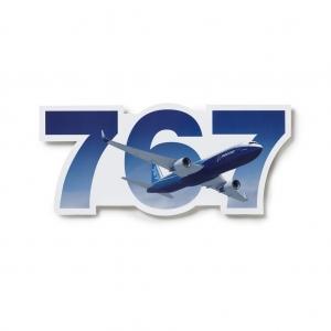 Boeing 767 Sticker XL