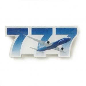 Boeing 777 Pin 3D