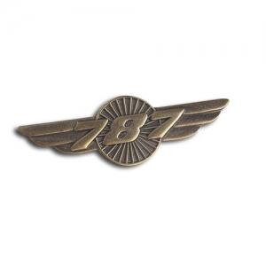 Boeing Logo 787 Pin Wings