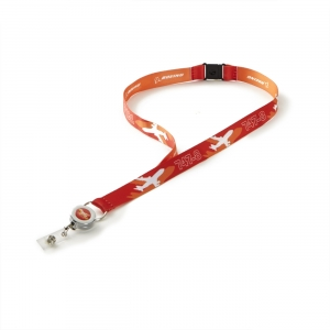 Boeing 747 Shadow Lanyard