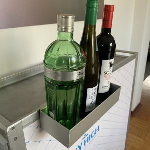 Trolley Rack / Bottle Holder
